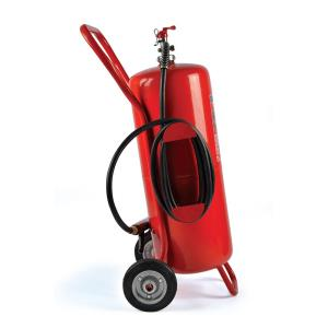 Dry Powder Wheeled Extinguisher